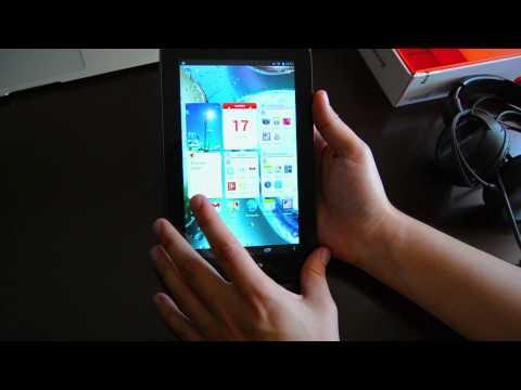 Lenovo IdeaTab A1000 análisis a fondo en español