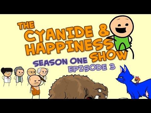 Grandpa's War Stories - S1E3 - Cyanide & Happiness Show