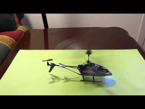 Swann iFly Micro Lightning RC Helicopter hands-on