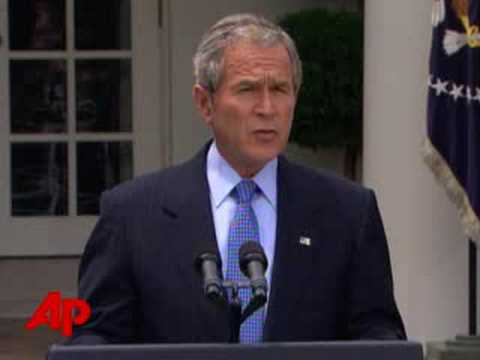 Bush Lifts Executive Ban on Offshore Drilling