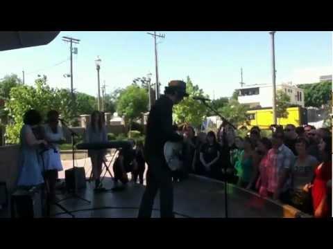 Jack white secret gig eastside Los Angeles Boyle heights ma