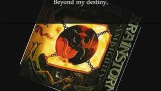Watch Brainstorm Beyond My Destiny video
