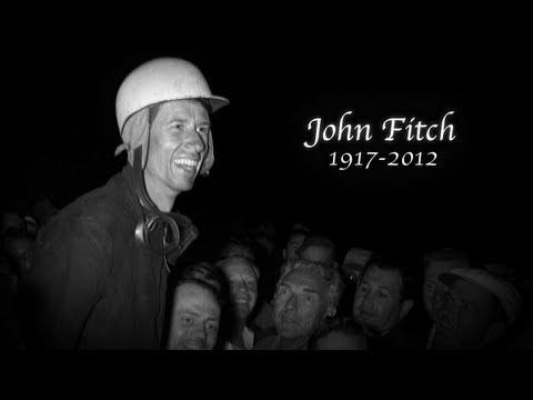 John Fitch Race Driver