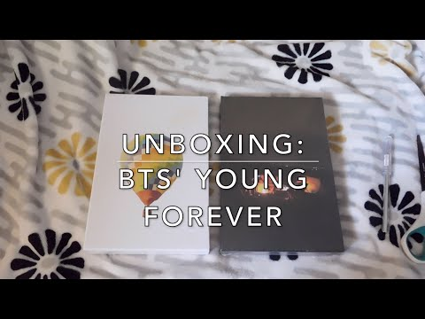Unboxing: BTS' Young Forever + Giveaway CLOSED #1