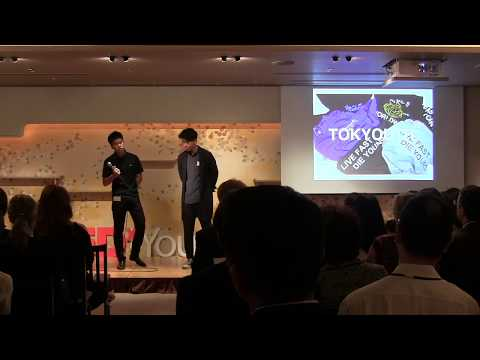 A Passion for Fashion | Tohma Kobayashi & Gabriel Chi | TEDxYouth@ASIJ