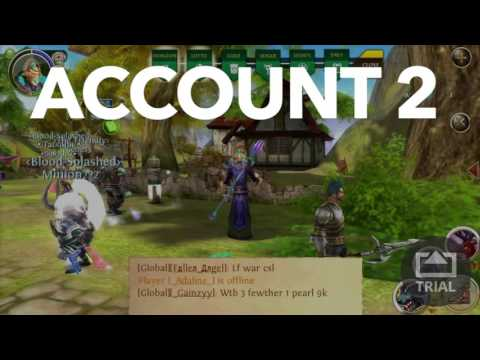 Order and Chaos online - Trading 1 account