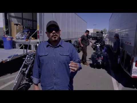 Mayans MC - Behind the Scenes - Emilio It's Going Down