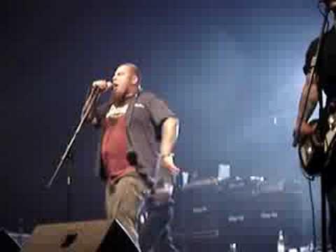 Eminem Arsch in Gesicht