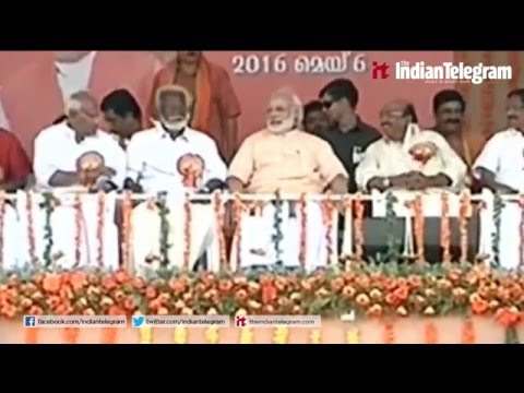PM Narendra Modi to launch BJP's high-voltage Kerala campaign from Palakkad