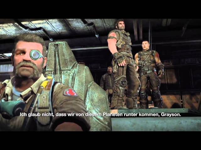 Bulletstorm Launch Trailer (Deutsch)