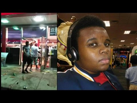 Unarmed Teen Micheal Brown Shot Dead By Police Results In Looting hodgetwins video