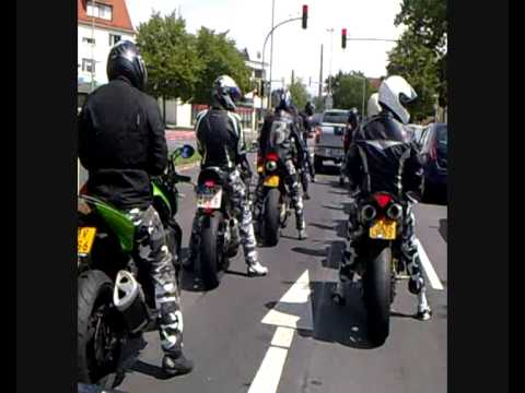 Ruff Ryders Europe Autobahn Ride