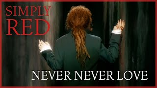 Watch Simply Red Never Never Love video