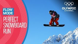Lack of Snow Doesn't Stop The Perfect Snowboard Run ft. Torgeir Bergrem  Flow Mode