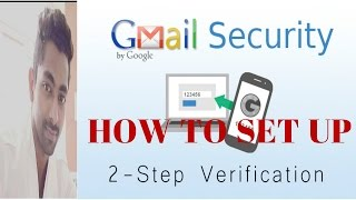 How to set up 2step verification in Gmail account In Hindi/Urdu