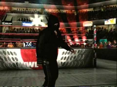 WWE Smackdown VS Raw 2010 CAW Show Extreme Wrestling Alliance Storyline Montage