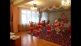 Детский сад №301 г.Уфы ЗАЖИГАЕТ :)