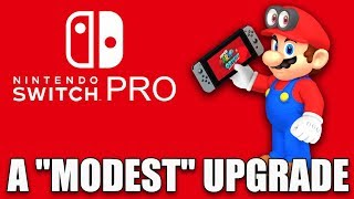 The Nintendo Switch Pro May Never Happen...