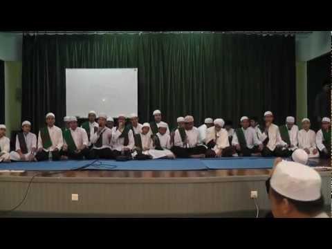 Ustaz Don Berqasidah Feat Madrasah Al-khairat - Ya Hanana video