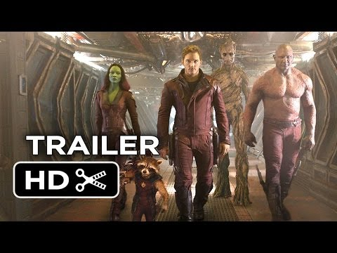 Guardians of the Galaxy TRAILER 2 (2014) - Chris Pratt Marvel Movie HD