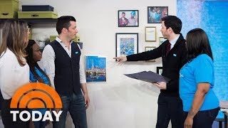 'Property Brothers' Stars Unveil Habitat For Humanity Project In Nashville   TODAY