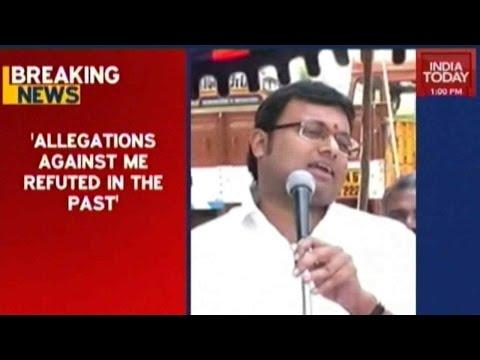 P Chidambaram's Son Karti Responds To Parliament Ruckus