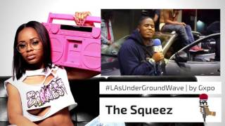 """The Squeez"" by The G.xpo: Who is the real Mr LA? RJ or Drakeo The Ruler?"