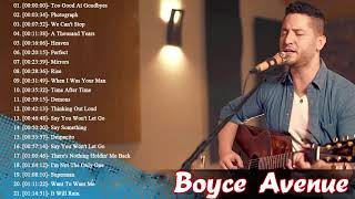 Download Lagu Boyce Avenue Greatest Hits - Boyce Avenue Acoustic playlist 2018 Gratis STAFABAND