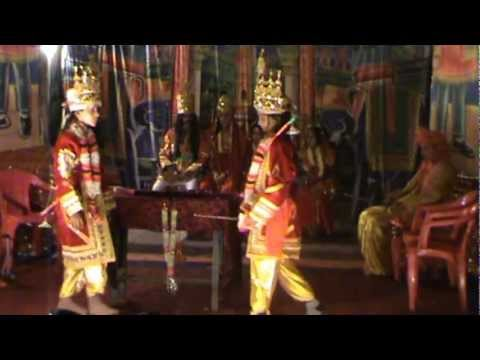 Kumaoni Ramlila-part 43 video