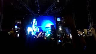 Bad Bunny - Te Boté live (Ciudad Juárez)