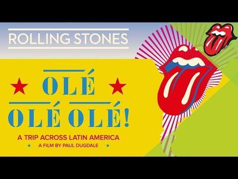 Mirá el documental de la reciente gira de los Rolling Stones por Latinoamérica