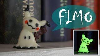 Pokemon Mimikyu / Mimigma ~ Fimo / Polymerclay / Tutorial