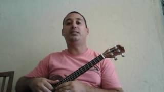 Ni bu zhi dao de shi - Wang lee hom  - cover o mundo dos fabios - ukulele