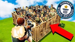 THE WORLDS MOST KILLS IN DUOS! 31+ KILLS (Fortnite Battle Royale)