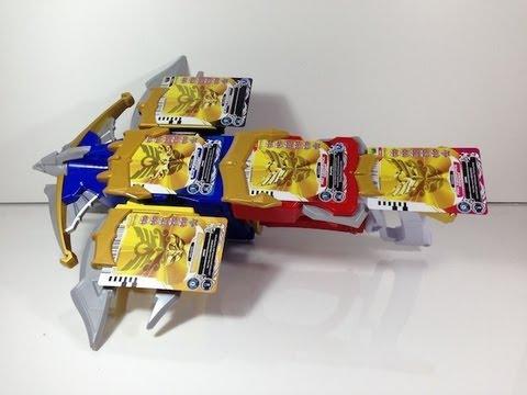 Review: Megaforce Battle Sets (Power Rangers Megaforce)