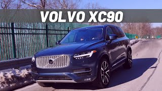 2019 Volvo XC90 T6 AWD - Definition of A Luxury SUV | REVIEW