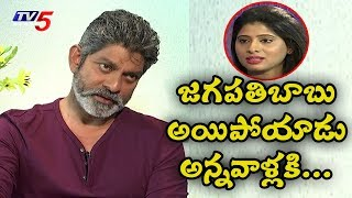 Hero Jagapati Babu Exclusive Interview On 30 Years Career