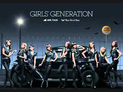 Mr.Taxi - SNSD (full)