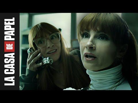 La Casa de Papel | Mejores frases de Alicia Sierra | Netflix