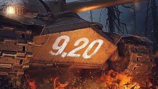 World of Tanks - 9.20 TESZT SZERVER