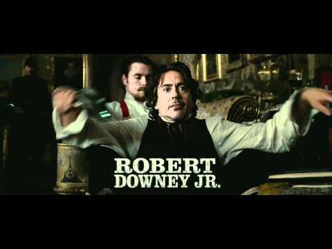 Trailer de Sherlock Holmes: A Game of Shadows