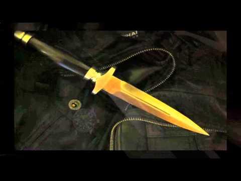 Нож из пилы по металлу видео