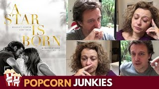 A Star is Born (SPOILER ALERT) - Nadia Sawalha & Family Movie Review