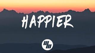 Marshmello Happier Ft Bastille