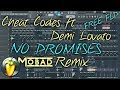 Cheat Codes ft Demi Lovato - No Promises (Mobad Remix) Free FLP!