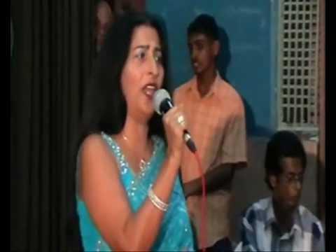 Geeth Madhuri Musical Show 2012 - Aja Re Pardesi - Madhumati [1958 ]