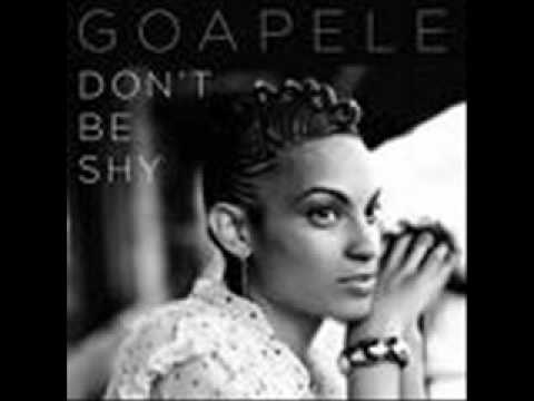 Goapele - Dont Be Shy