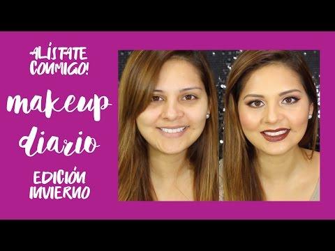 Alístate Conmigo: Makeup Diario Edición Invierno | Pixie MakeUp