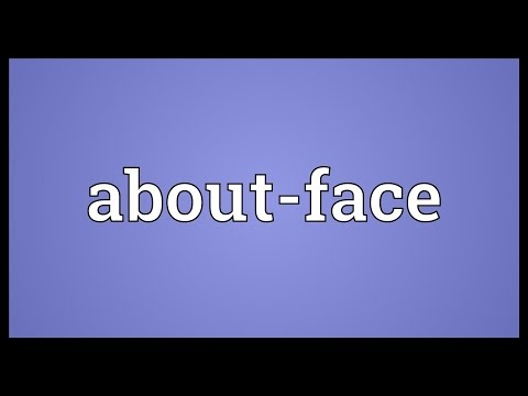 Header of about-face