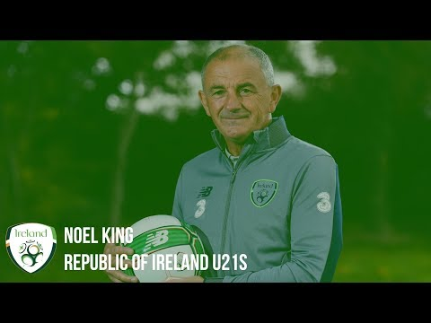 #IRLU21s INTERVIEW | Noel King expects 'tough' Norway test